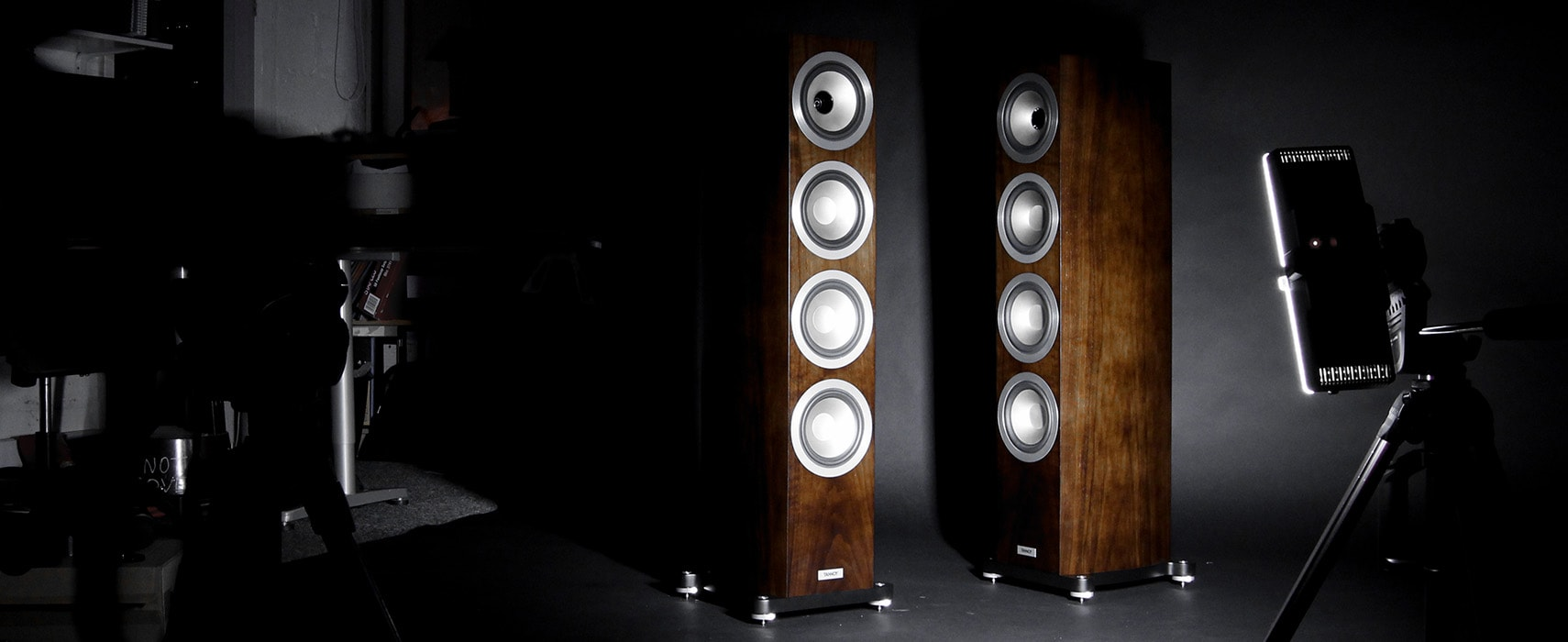 Tannoy Precision 6 Speakers