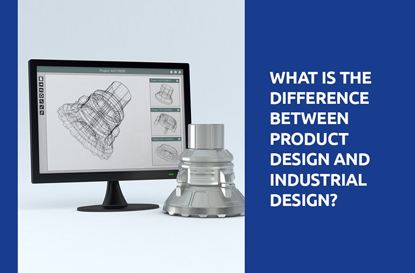 Difference between Product Design and Industrial Design