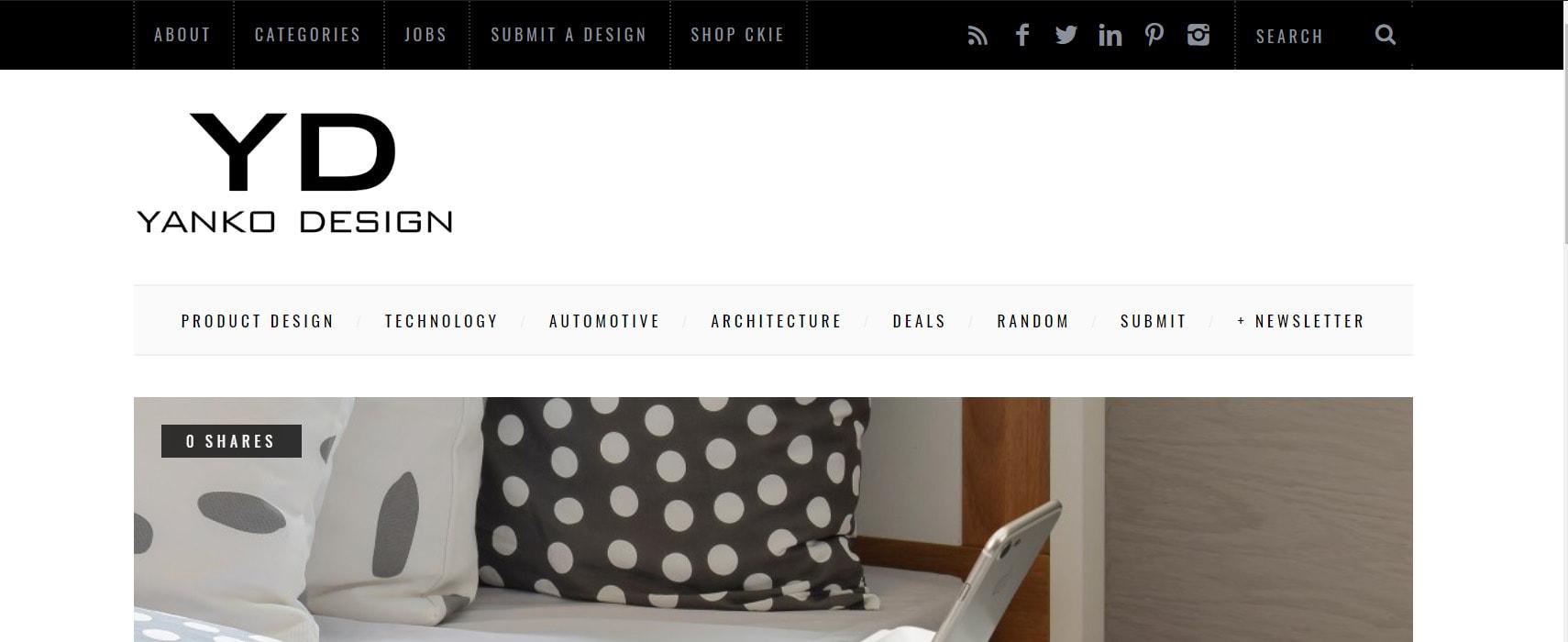 Yanko Design Blog