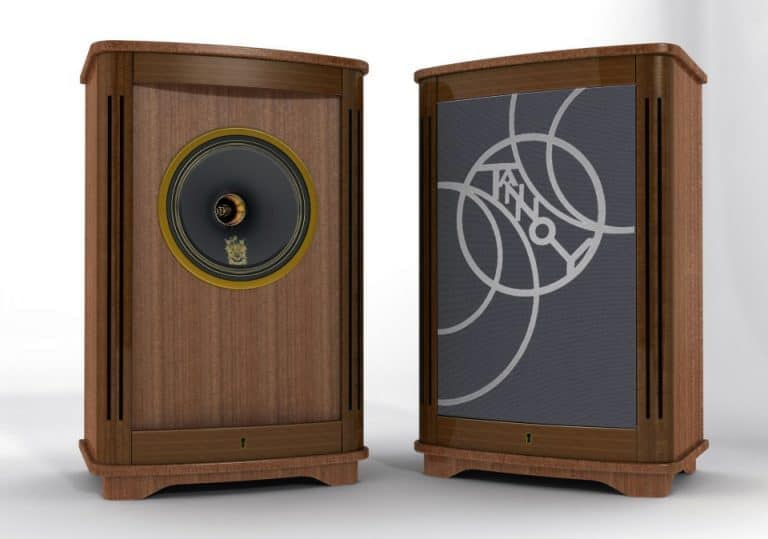 Tannoy Canterbury Early Design Concept Grille
