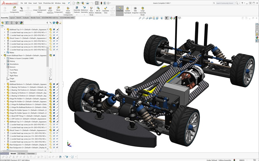 Product Development - CAD Design