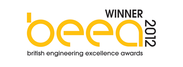 BEEA Award - Product Design Engineer of the Year 2012, winner Michael Aldridge