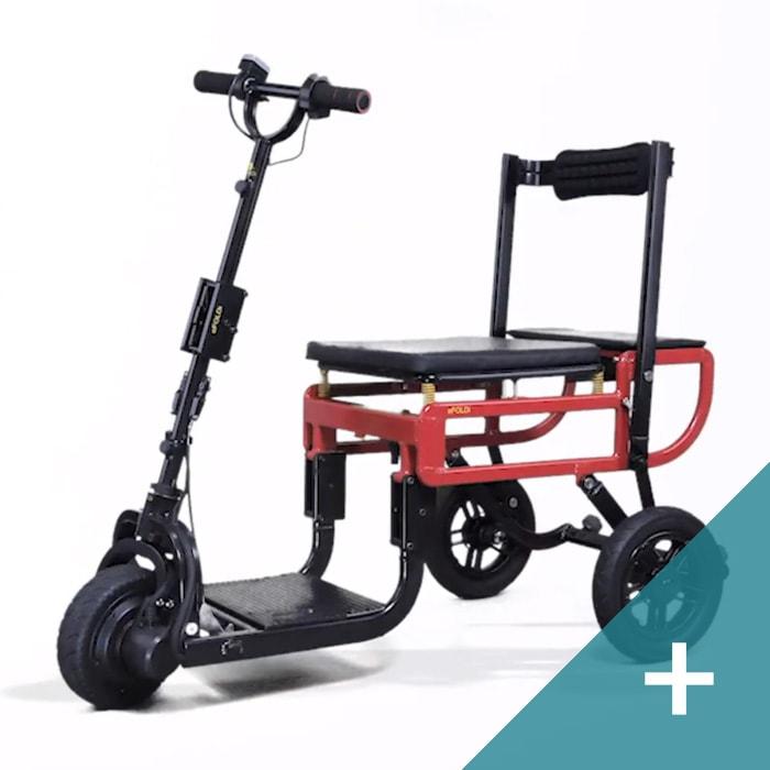 eFoldi Mobility Scooter